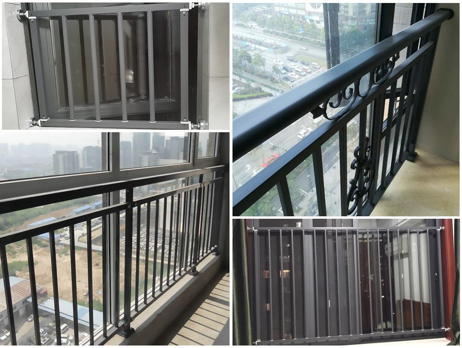 锌钢窗户护栏
