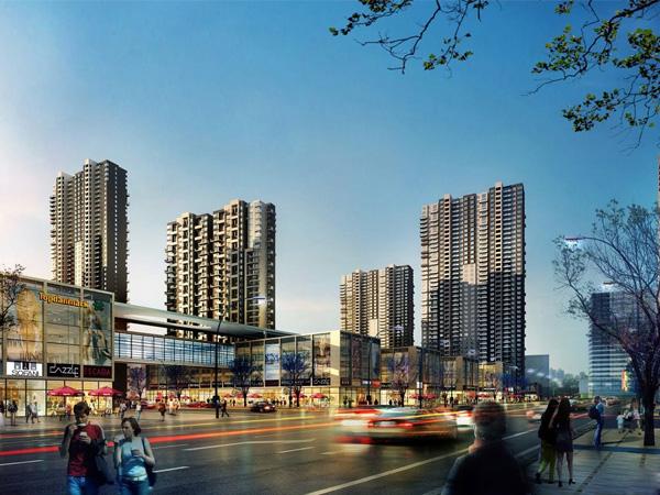 南京海峡城小区定制阳台护栏、飘窗护栏、楼梯扶手案例