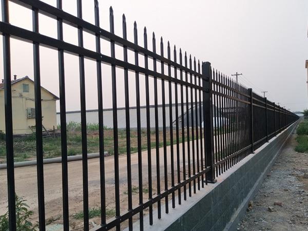 锌钢工厂护栏