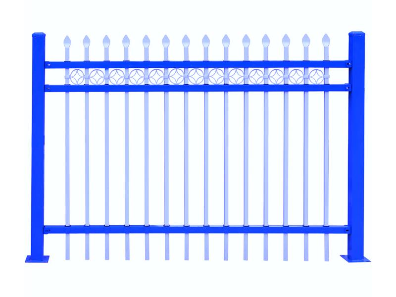 锌钢学校护栏