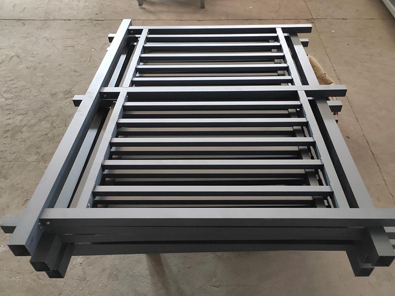 小区铝合金护栏