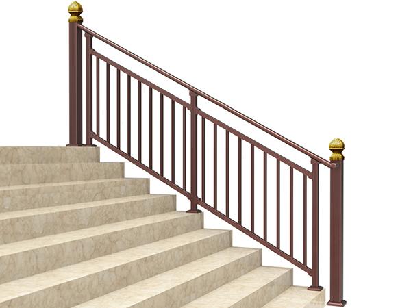 小区铝合金楼梯扶手