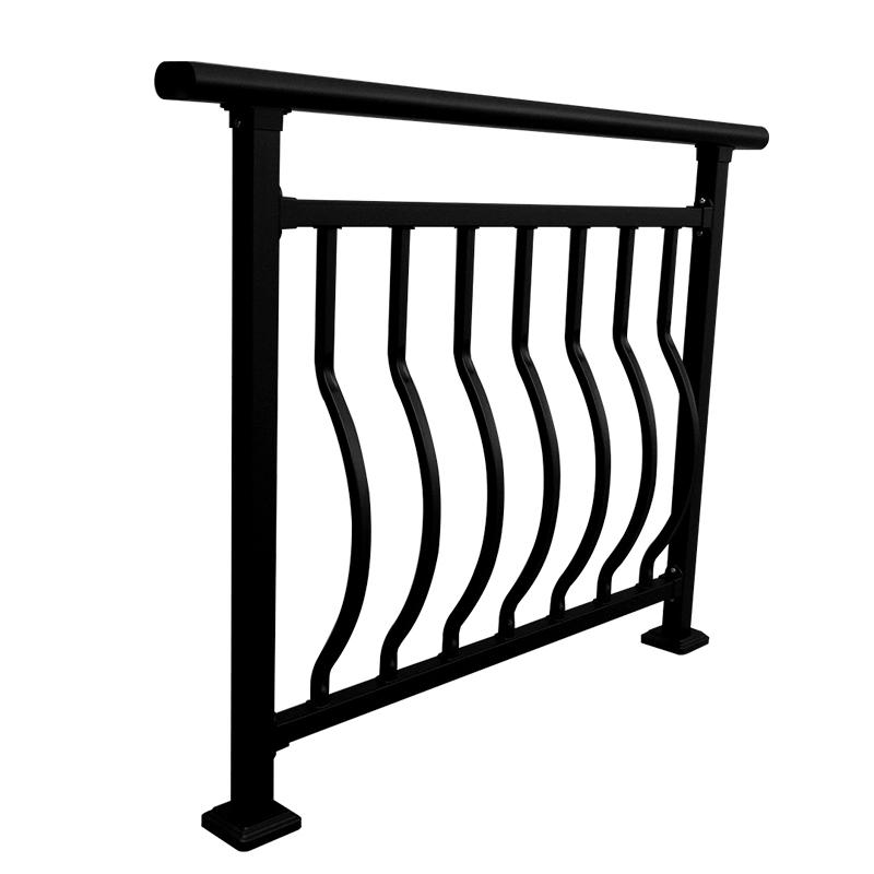 弯弧阳台护栏