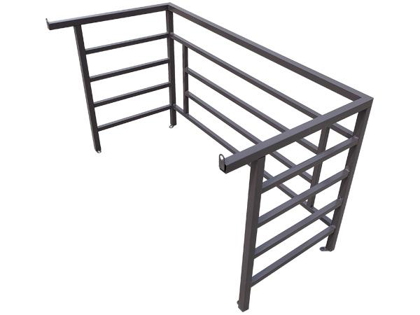 U型空调护栏