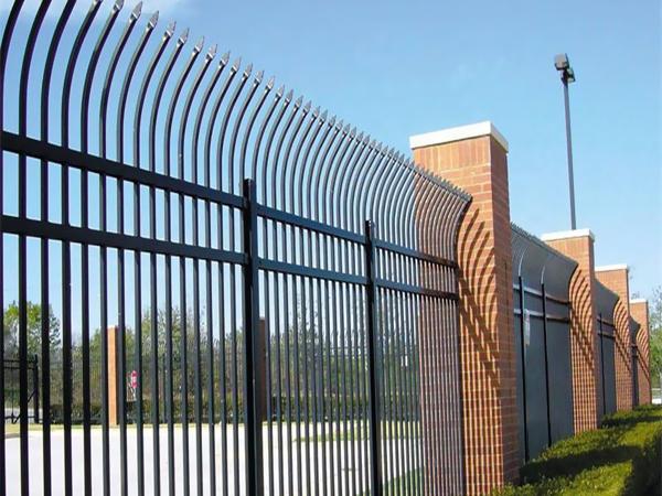 弯头围墙护栏