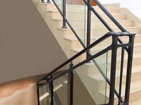 玻璃楼梯护栏