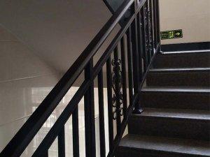 镀锌楼梯护栏