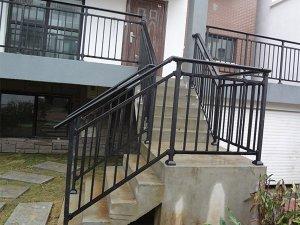 室外楼梯护栏