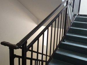 小区楼梯护栏