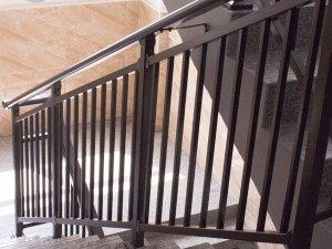 工厂楼梯护栏