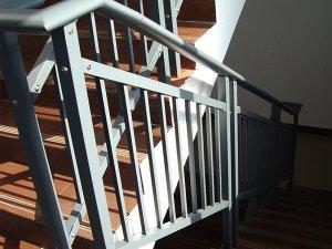 医院楼梯护栏