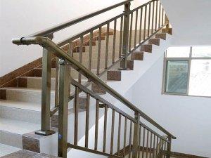 写字楼楼梯护栏
