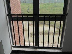 小区窗户护栏