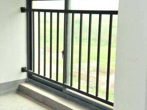 落地窗户护栏