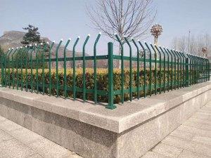 镀锌草坪护栏