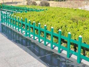 学校草坪护栏