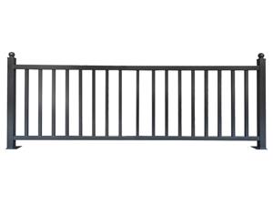 喷塑道路护栏