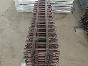 绿化锌钢护栏