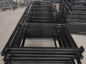 公路锌钢护栏