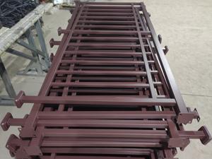 窗户锌钢护栏
