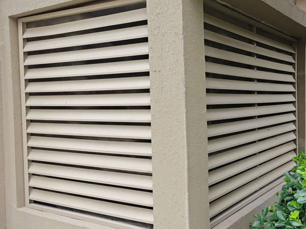 百叶窗的叶片间距多少合适?