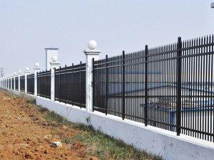 锌钢围栏种类有哪些?
