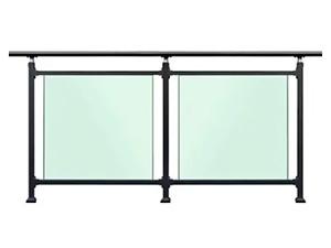 别墅玻璃护栏