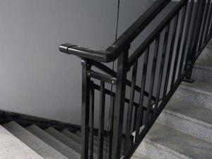 学校锌钢楼梯扶手