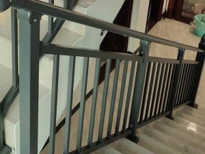 室内锌钢楼梯扶手