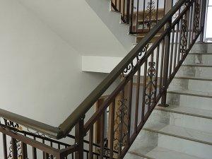 艺术锌钢楼梯扶手