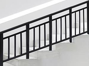 别墅铝合金楼梯扶手