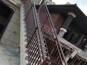 室外铝合金楼梯扶手