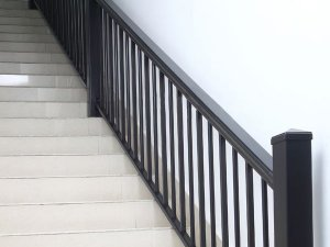 室内铝合金楼梯扶手