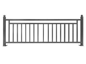 道路锌钢围栏