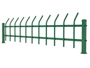 草坪锌钢围栏
