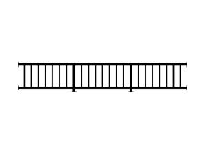 飘窗护窗栏杆