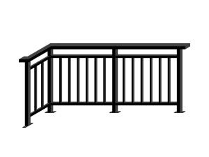 落地窗护窗栏杆