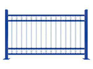 喷塑围墙栏杆