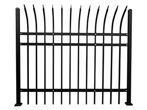 弯头围墙栏杆