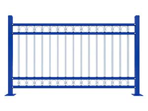 直头围墙栏杆