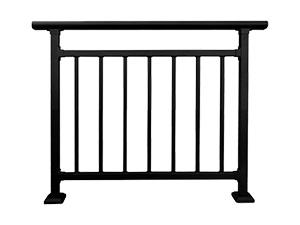 别墅锌钢栏杆