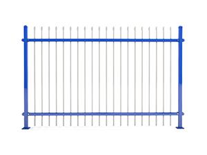 别墅锌钢栅栏