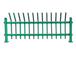 草坪锌钢栅栏