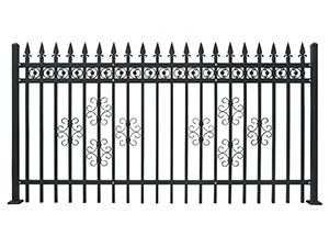 别墅铝合金栅栏
