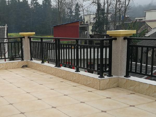阳台护栏颜色大全