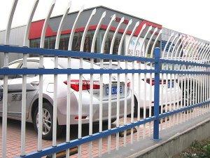 锌钢栅栏种类