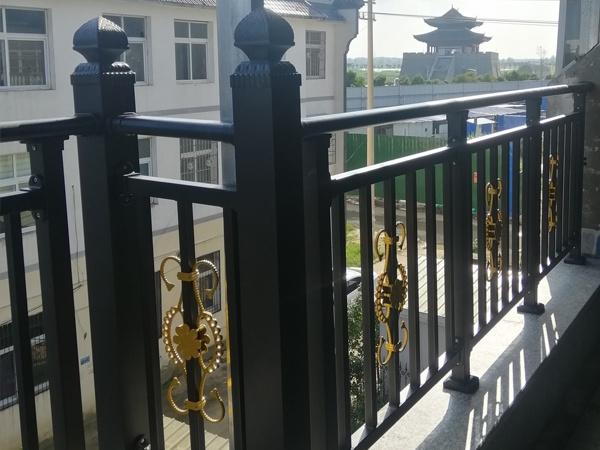 阳台护栏计算方法规则