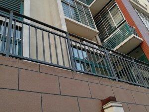 这几种阳台栏杆,最受采购人员的青睐!