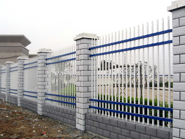 围墙栅栏、围墙护栏、围墙栏杆三者的区别与关系