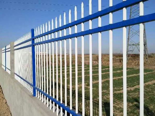 锌钢栅栏多少钱一米?